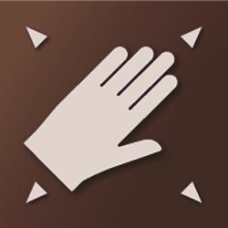 Lieferant Leder Handschuhe